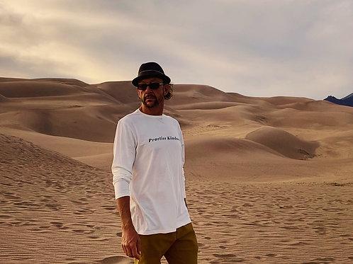 Practice Kindness Hemp & Organic Cotton Long Sleeve Shirt