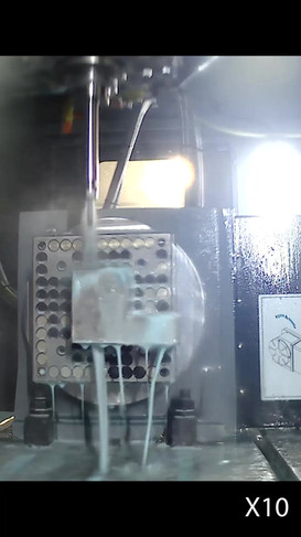 CNC Milling new hurco 4th axis .mp4