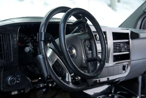 Steering Wheel Extension