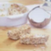 Barre de noix de coco