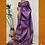 Thumbnail: Royal Purple Paithini Border Tussar Silk Saree