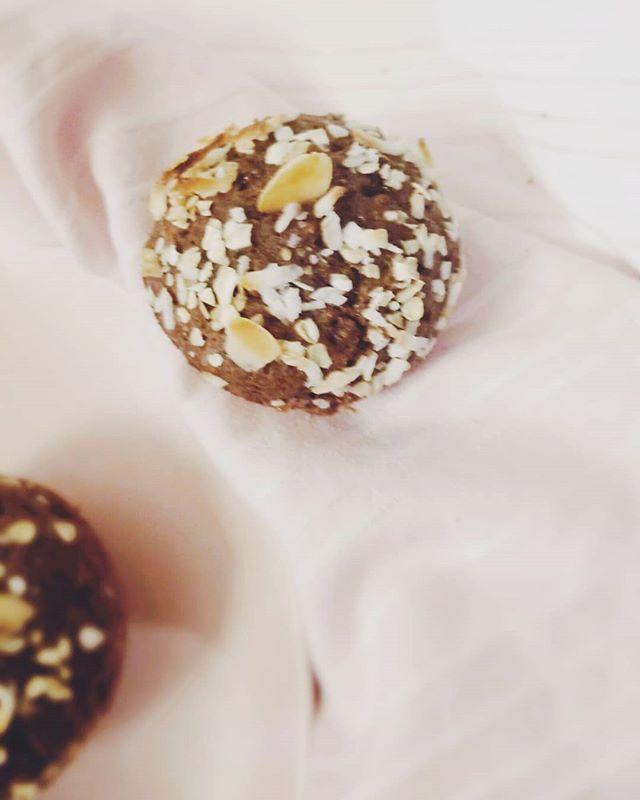 Muffin protéine au chocolat