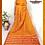 Thumbnail: Mustard and Pink Naksham Silk Saree