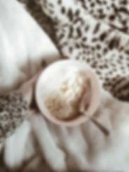 Yaourt grec aux amandes et noix de coco
