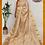 Thumbnail: Cream Nakshi Kanjivaram Jamawar Pure Silk Saree