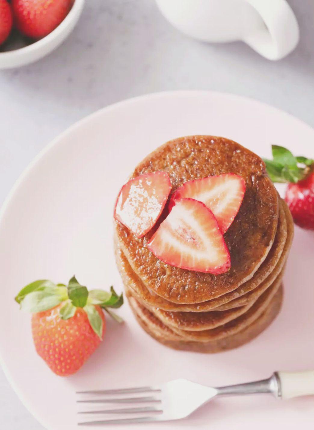 Pancake à la whey