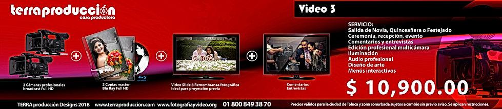 SIN COSTO 01 800 849 38 70 TERRA PRODUCCIÓN MÉXICOVideo profesional | Toluca | Metepec,Bodas,XV Años, Eventos Sociales, Fotógrafo Profesional