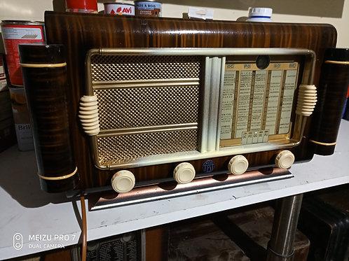 Poste TSF semi-restauré (Bluetooth et FM) Radio-Test Airby 400