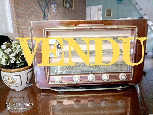 Poste TSF restauré SONNECLAIR-RADIO SUPER LUX