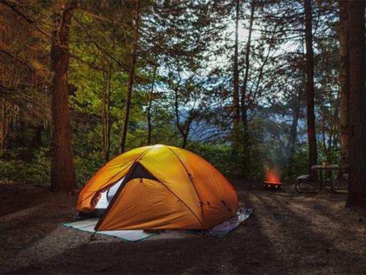 The Third Challenge! The indoor/ outdoor camp challenge