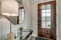 Coastal Luxe Interiors - Foyer Design - 789 Aqua Drive