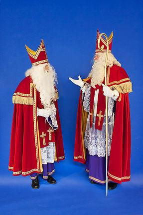 Dubbel Sinterklaas