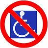 Lastige handicappers