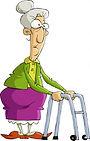 Mijn stalkbejaarde