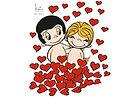 Liefdesrelatie, zorgrelatie