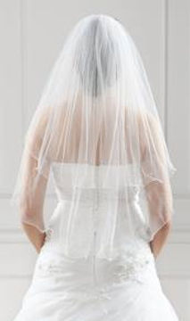 Hakkende bruid