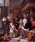 Het Sint-Nicolaasfeest