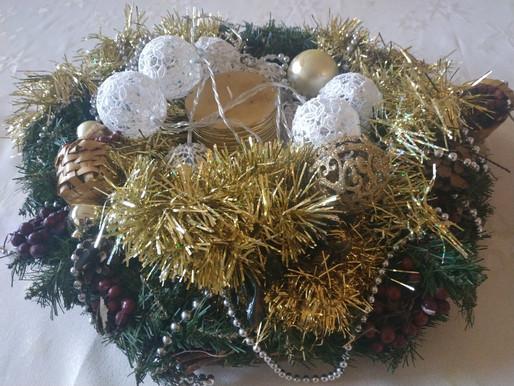 Χριστούγεννα στη Θαλπωρη σημαίνει και δουλειά...