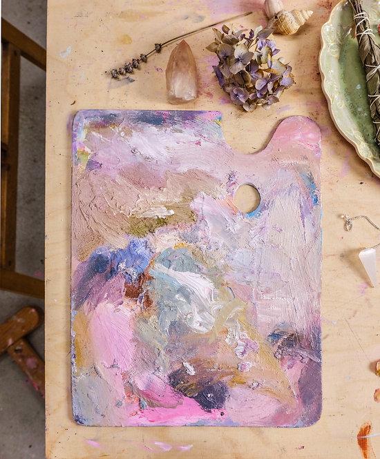 "Palette 2021 (""July on a palette"")"