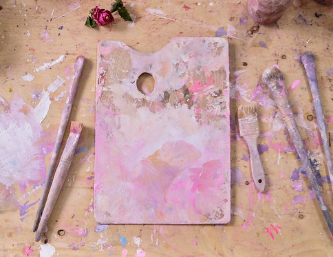 """Palette 2020 / 2021 (""""Rosy cheeks"""")"""