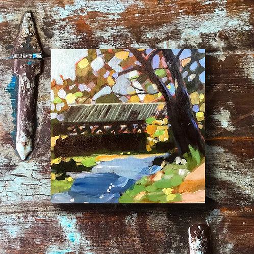 """""""The Bridge"""" Print"""