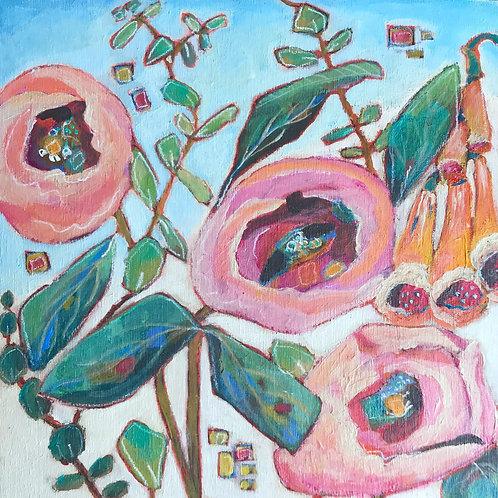 """Mountain Bouquet"""