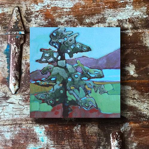 """""""Sunrise Tree"""" Print"""