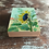 "Thumbnail: ""Sunflower and Eucalyptus"" Print"
