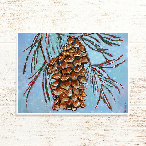 """Sugar Pine"" Notecard"