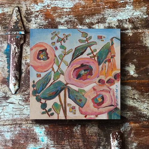 """Mountain Bouquet"" Print"