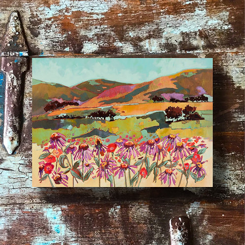 """Spring Road Trip"" Print"