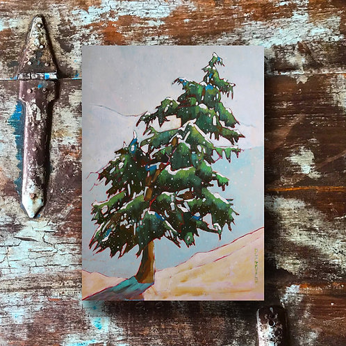 """Lone Pine"" Print"