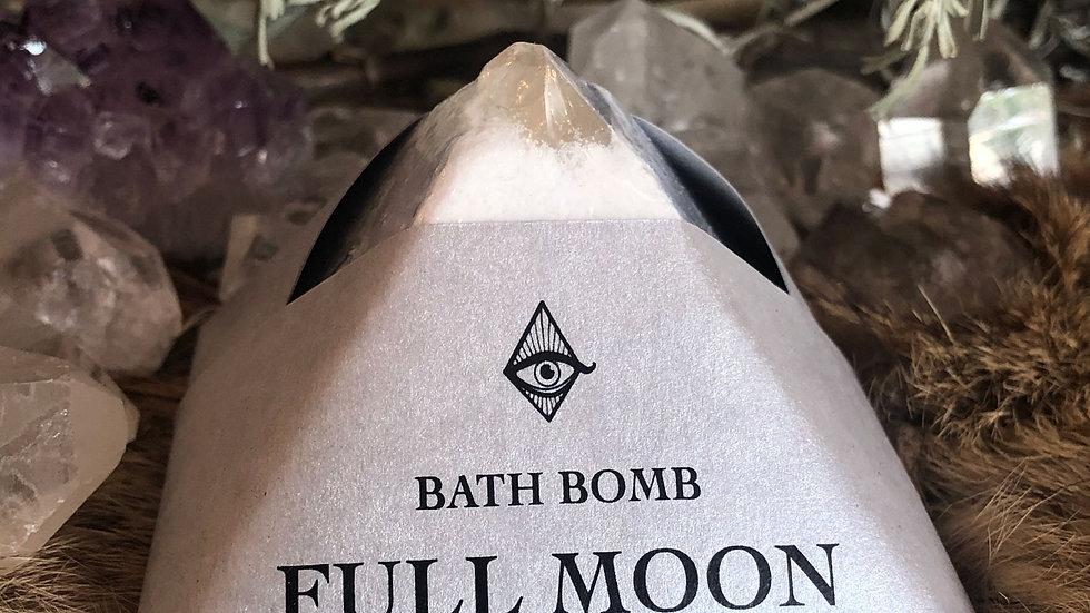Full Moon Bath Bomb 4 oz