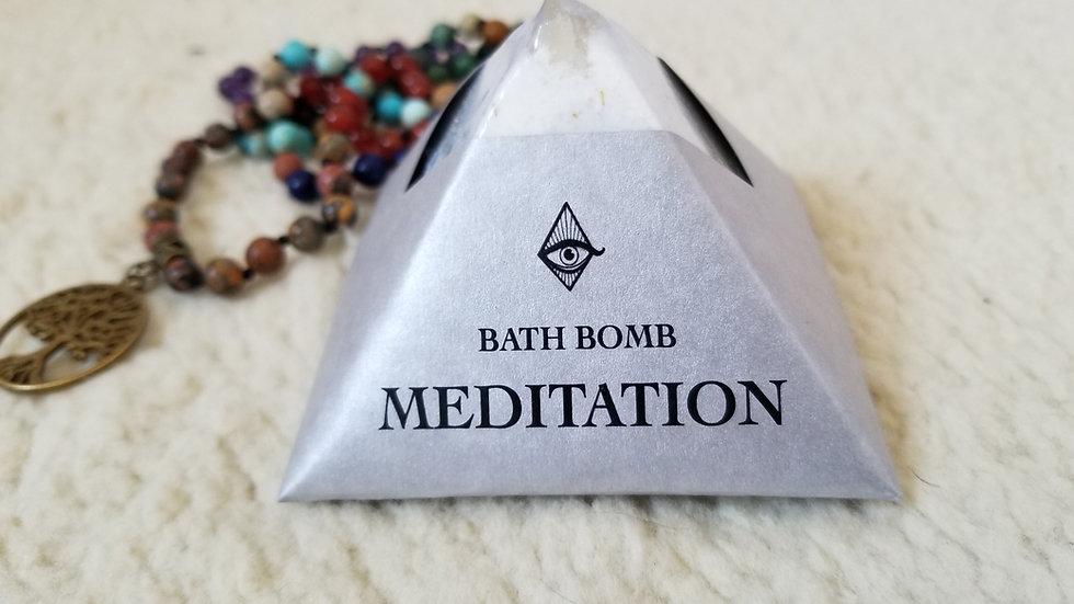 Meditation Bath Bomb 4 oz
