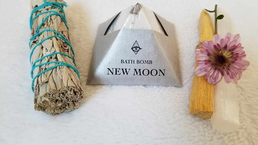 New Moon Cleansing Set