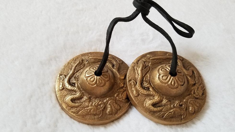 Tibetan Cymbals for Yoga and Meditation