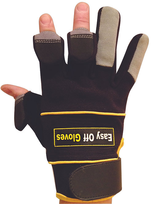 Fold-Back Finger Tip Gloves