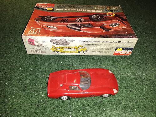 Monogram Ferrari 250 GTO/LM Scale 1/32