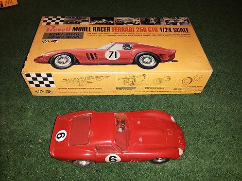 Revell Model Racer Ferrari 250 GTO 1/24th Scale with   the new Fireball Motor