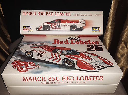 March 83G Red Lobster limited edition 1:32 Scale