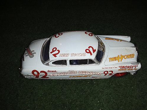 Custom Hudson Hornet Slot Car