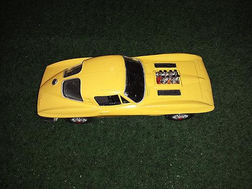 Corvette - Carrera Exclusive Slot Car