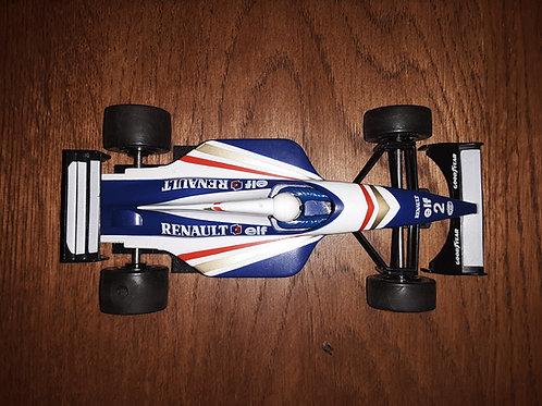 Hornby  Formula Renault elf #2 Scale 1/32 Slot Car