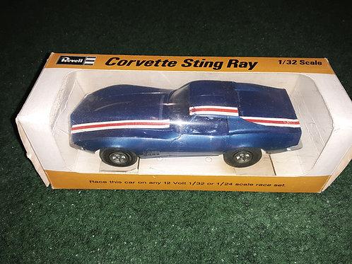 Revell Corvette Sting Ray Slot Car