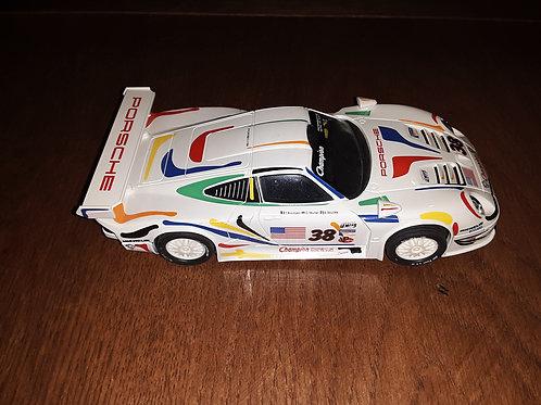 Hornby England Porsche #38 Scalextric C2188 - Porsche 911 GT1 Champion Racing