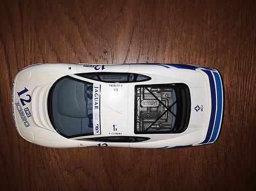 Hornby - England Slot Car Jaguar #12