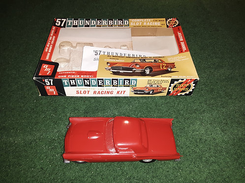 AMT Thunderbird Hardtop or Convertible Slot Car