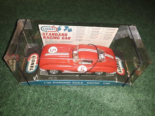 Lionel Corvette Sting Ray Fastback