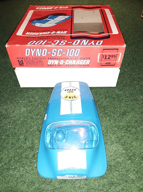 DYN-O-CHARGER Body by Baughman Model Products Corp.