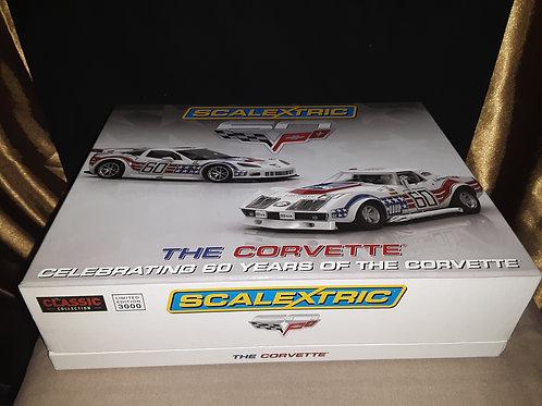 corvette limited edition Scalextic C3368A